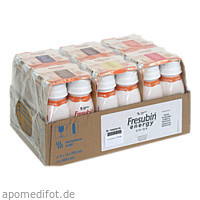 FRESUBIN ENERGY Drink Mischkarton Trinkflasche, 6X4X200 ML, 1001 Artikel Medical GmbH