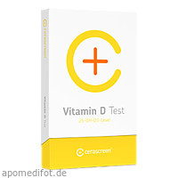 cerascreen Vitamin D Testkit, 1 ST, Cerascreen GmbH