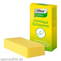 EFASIT HORNHAUTSCHWAMM, 1 ST, Kyberg Pharma Vertriebs GmbH