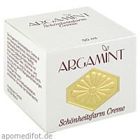 ARGAMINT SCHOENHEITSFARMCR, 50 ML, Junapharm GmbH