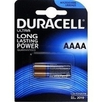 Duracell Ultra M3 AAAA 1.5volt, 2 ST, Duracell Germany GmbH