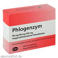 Phlogenzym, 100 ST, Eurimpharm Arzneimittel GmbH