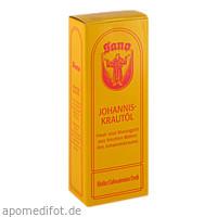 Sano Johanniskrautöl, 250 ML, Kloster Laboratorium Lorch A.Petersen KG