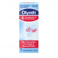 OLYNTH 0.1%, 10 ML, Johnson & Johnson GmbH (Otc)