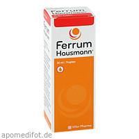FERRUM HAUSMANN, 30 ML, Vifor Pharma Deutschland GmbH