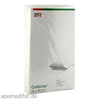 CELLONA POLSTER 19X38CM, 10 ST, Lohmann & Rauscher GmbH & Co. KG