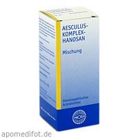 AESCULUS KOMPL, 50 ML, Hanosan GmbH