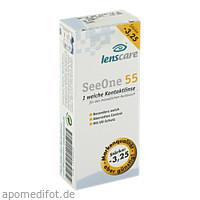 lenscare SeeOne 55 -3.25, 1 ST, 4 Care GmbH