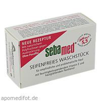 SEBAMED SEIFENFREIES WASCHSTUECK, 100 G, Sebapharma GmbH & Co. KG