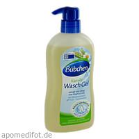 Buebchen Baby Wasch Gel, 400 ML, Bübchen Skincare GmbH