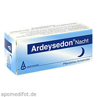 ARDEYSEDON Nacht, 50 ST, Ardeypharm GmbH