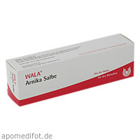 ARNIKA-SALBE, 30 G, Wala Heilmittel GmbH