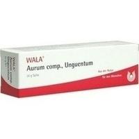 AURUM COMP UNGUENTUM, 30 G, Wala Heilmittel GmbH