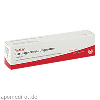 CARTILAGO COMP UNGUENTUM, 100 G, Wala Heilmittel GmbH