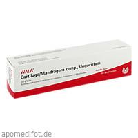 CARTILAGO/MANDRA COMP UNGT, 100 G, Wala Heilmittel GmbH
