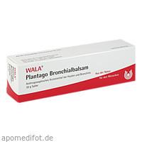 PLANTAGO-BRONCHIALBALSAM, 30 G, Wala Heilmittel GmbH