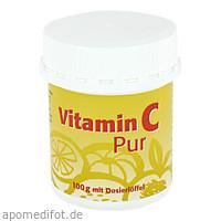 Vitamin C Pur, 100 G, Amosvital GmbH