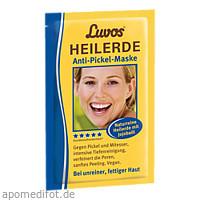 Luvos HEILERDE Gesichtsmaske Beutel, 15 ML, Heilerde-Gesellschaft Luvos Just GmbH & Co. KG