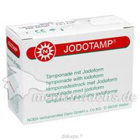 Jodotamp-Tamponadestreifen einzeln verpackt 5mx2cm, 1 ST, Laboklinika Produktions-Und Vertriebs-Gesellschaft mbH