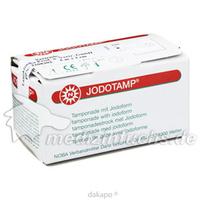 Jodotamp-Tamponadestreifen einzeln verpackt 5mx3cm, 1 ST, Laboklinika Produktions-Und Vertriebs-Gesellschaft mbH