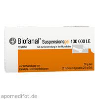 Biofanal Suspensionsgel i.d. Tube, 50 G, Dr. Pfleger Arzneimittel GmbH