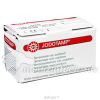 Jodotamp-Tamponadestreifen einzeln verpackt 5mx5cm, 1 ST, Laboklinika Produktions-Und Vertriebs-Gesellschaft mbH