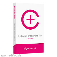 Cerascreen Histamin-Intoleranz Testkit, 1 ST, Cerascreen GmbH