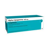 Alpha-Lipogamma 600mg Fertiginfusion, 10 × 50 Milliliter, Wörwag Pharma GmbH & Co. KG