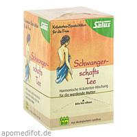 Schwangerschaftstee Bio Salus, 15 ST, Salus Pharma GmbH