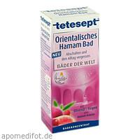 tetesept Orientalisches Hamam Bad, 125 ML, Merz Consumer Care GmbH