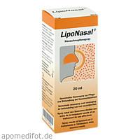 LipoNasal Nasenspray, 20 ML, Optima Pharmazeutische GmbH