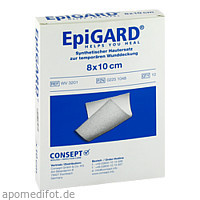 EPIGARD 8X10CM 070801, 10 ST, Biovision GmbH