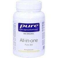 PURE ENCAPSULATIONS ALL-IN-ONE Pure 365, 60 Stück, Pro Medico GmbH