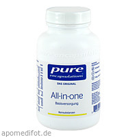 PURE ENCAPSULATIONS ALL-IN-ONE Pure 365, 120 ST, Pro Medico GmbH