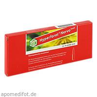 Hyperforat Nervohom, 10X2 ML, Dr. Gustav Klein GmbH & Co. KG