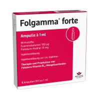 Folgamma forte Ampullen, 5X1 ML, Wörwag Pharma GmbH & Co. KG