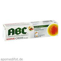 ABC Wärme-Creme Capsicum Hansaplast med, 50 G, Beiersdorf AG