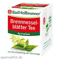 BAD HEILBR BRENNESSELBL, 8X2.0 G, Bad Heilbrunner Naturheilm. GmbH & Co. KG