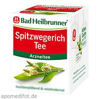 BAD HEILBR SPITZWEGERICHKR, 8X2.0 G, Bad Heilbrunner Naturheilm. GmbH & Co. KG