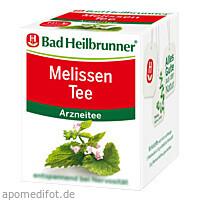 BAD HEILBR MELISSEN, 8X1.6 G, Bad Heilbrunner Naturheilm. GmbH & Co. KG