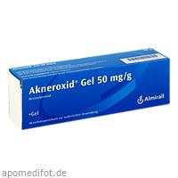 AKNEROXID 5, 50 G, Almirall Hermal GmbH