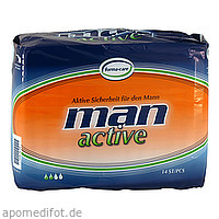 forma-care man active, 14 ST, Unizell Medicare GmbH