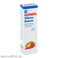 GEHWOL Wärme-Balsam, 75 ML, Eduard Gerlach GmbH