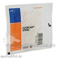 CUTIPLAST steriler Wundverband 10cmx8cm, 1 ST, Smith & Nephew GmbH