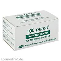 PRIMO ALKOHOLTUPFER, 100 ST, Büttner-Frank GmbH