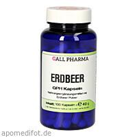 ERDBEER Kapseln 400mg, 100 ST, Hecht-Pharma GmbH