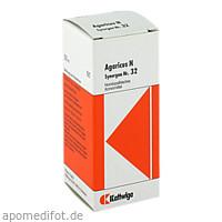 Synergon Kompl Agaricus N Nr. 32, 50 ML, Kattwiga Arzneimittel GmbH