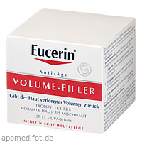 Eucerin Anti-Age VOLUME-FILLER Tag Norm/Mischhaut, 50 ML, Beiersdorf AG Eucerin