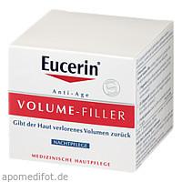Eucerin Anti-Age VOLUME-FILLER Nachtpflege, 50 ML, Beiersdorf AG Eucerin