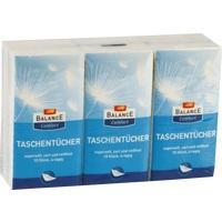 GEHE BALANCE Papiertaschentücher, 6X10 ST, Gehe Pharma Handel GmbH